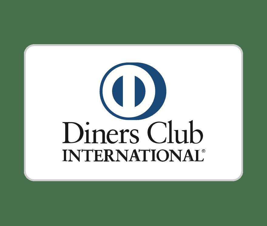 Top 5 Diners Club International Live Casinos