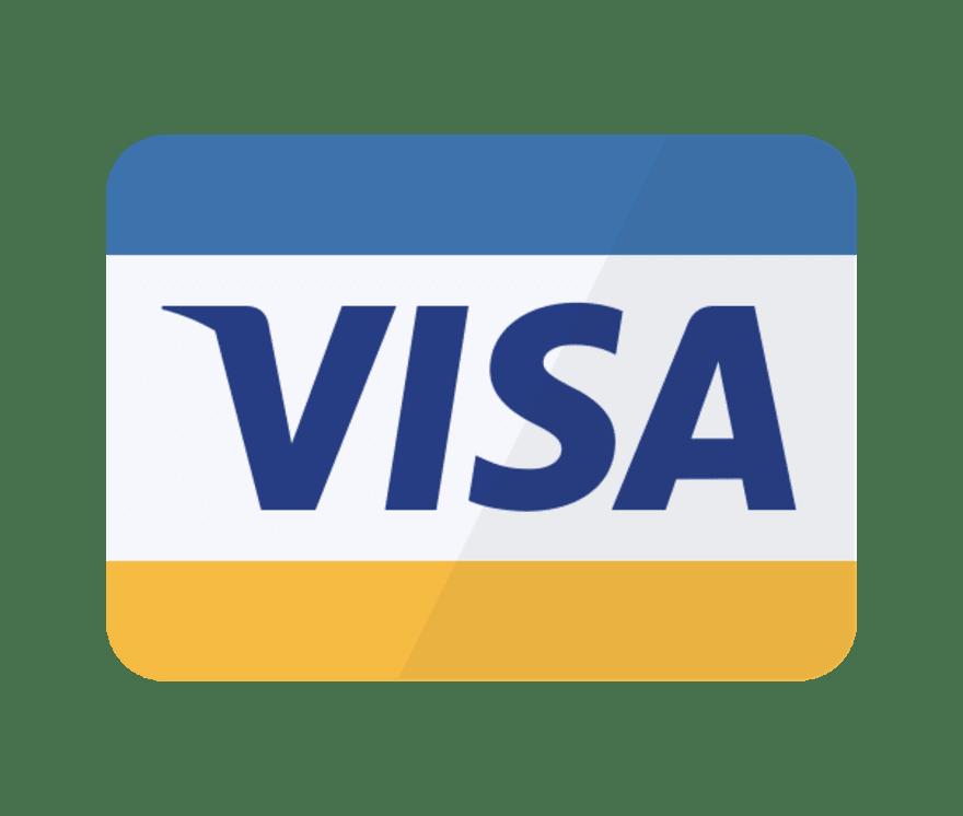 Top 160 Visa Live Casinos 2021