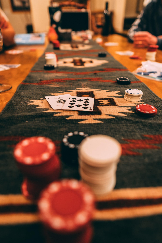 Blackjack Money Management Skills