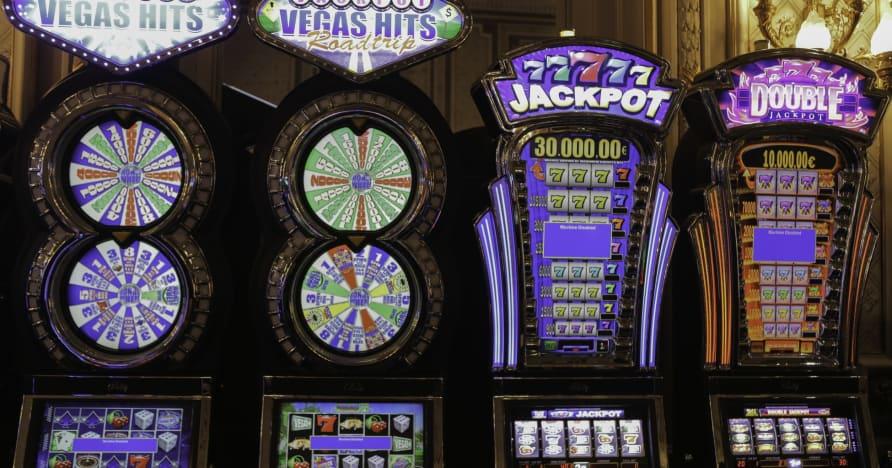 Top Ten Biggest Jackpots