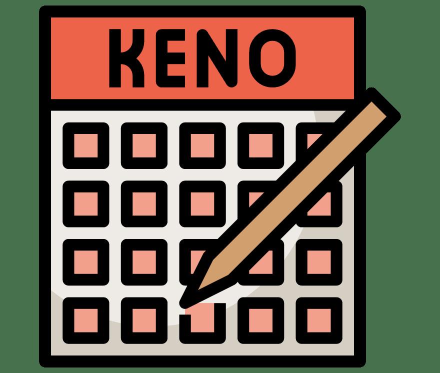Best 44 Keno Live Casino in 2021